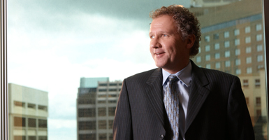 Gordon Sharek, QC, former partner at Sharek & Co., now known as Sharek Logan & van Leenen LLP prior to being appointed a judge of the Provincial Court of Alberta, Civil Division in April 2012.