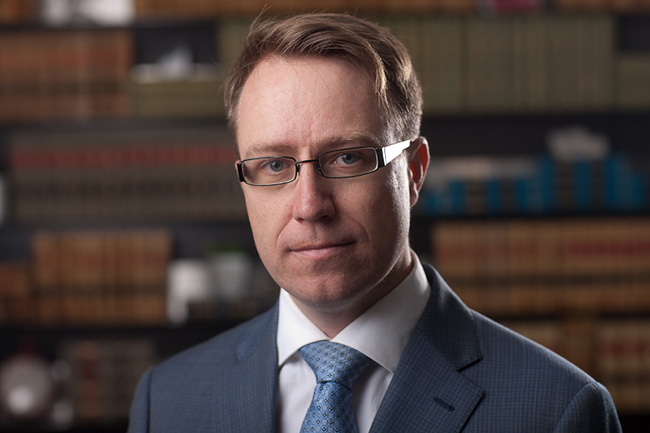 David Archibold, a lawyer in the Edmonton law offices of Sharek & Co. where he handles corporate and commercial law, creditors rights, and commercial contractual dispute litigation, including creditors rights and recovery, and real estate and construction litigation.
