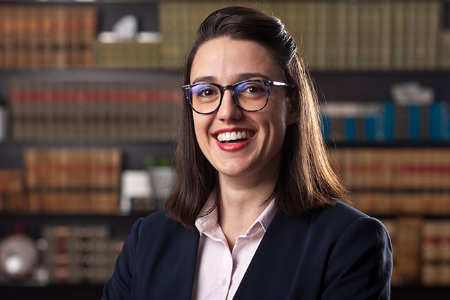 Pauline joined Sharek Logan & van Leenen LLP in March, 2016 and officially became an Associate Lawyer upon her call to the Alberta Bar on July 14, 2017.